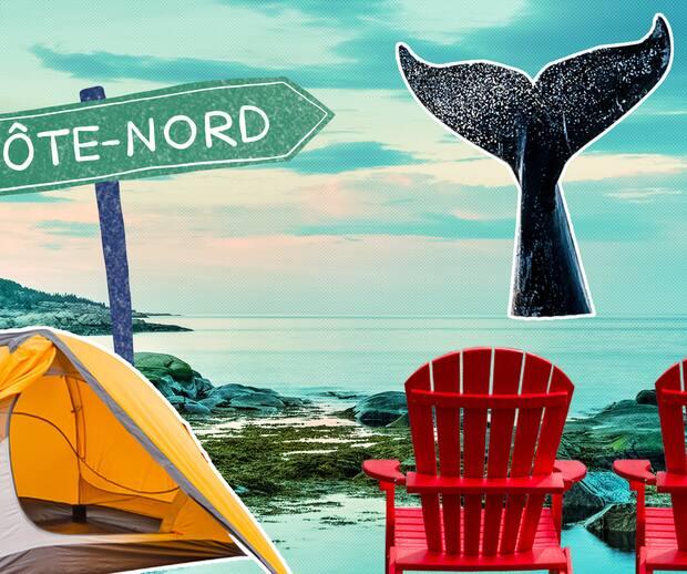 Image principale de l'article La Côte-Nord prête à recevoir bien des touristes