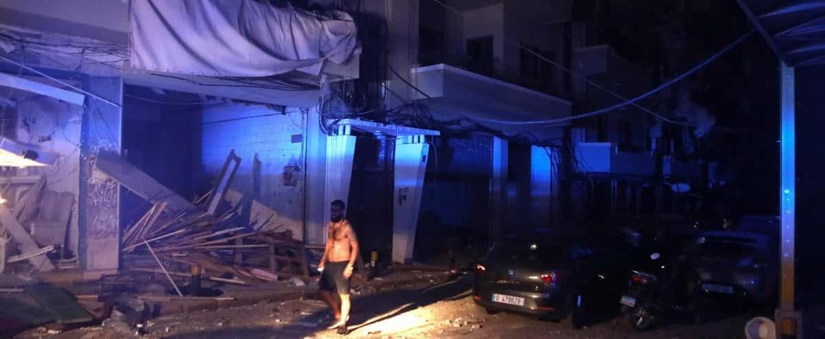 Explosions au Liban: une demande d'aide consulaire acheminée au Canada