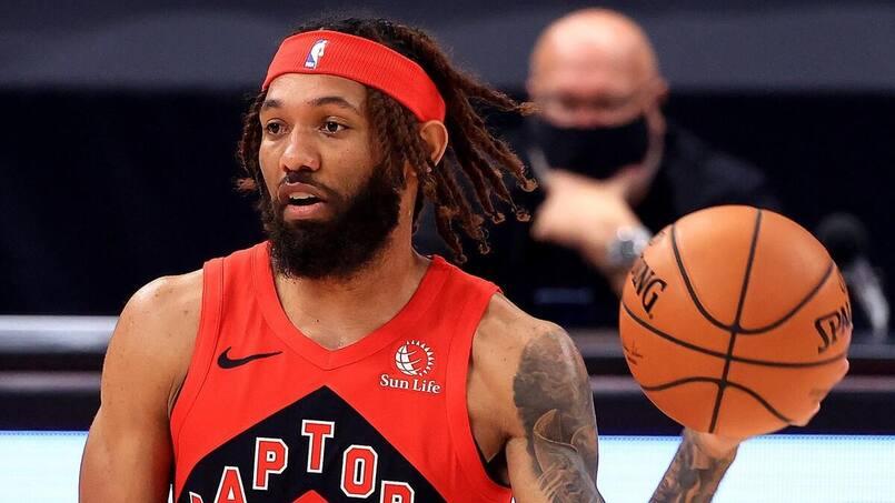 Les Raptors disent au revoir à trois joueurs