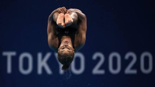 Plongeon: Abel et Ware passent en demi-finales à Tokyo