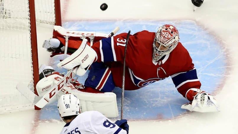 Section canadienne : le CH derrière les Leafs?