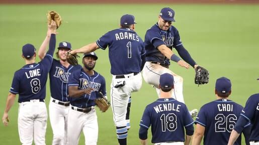 Les Rays répliquent aux Yankees