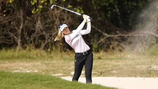 LPGA : Brooke M. Henderson termine quatrième