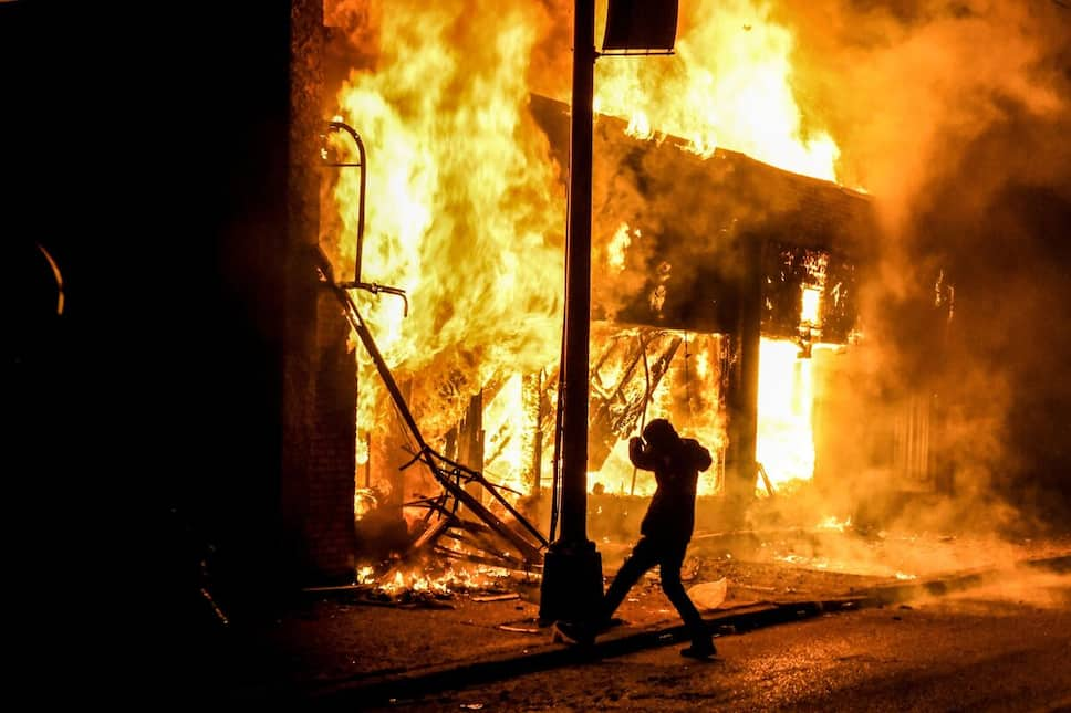 Décès de George Floyd : 10 choses à savoir sur les violences au Minnesota 1