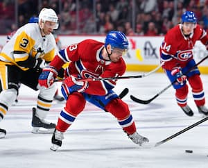 Penguins c. Canadiens