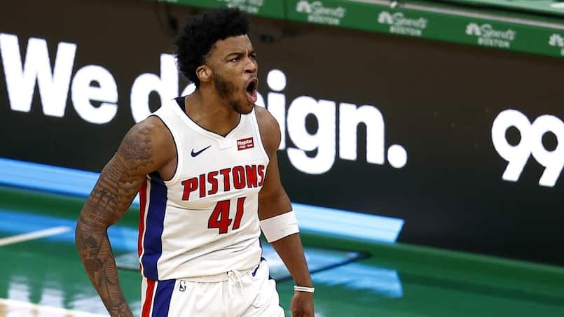 Un bon début de match propulse les Pistons