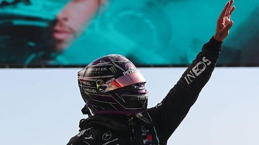Hamilton surpasse Schumacher