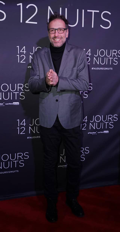 Antonello Cozzolino, producteur