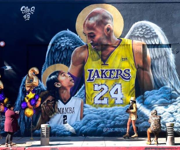 Image principale de l'article Snoop Dogg rend hommage à Kobe Bryant