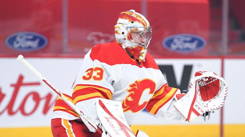 David Rittich passe aux Leafs