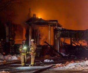 La résidence de Sharon Simon a été la proie des flammes dans la nuit de jeudi à vendredi à Kanesatake.