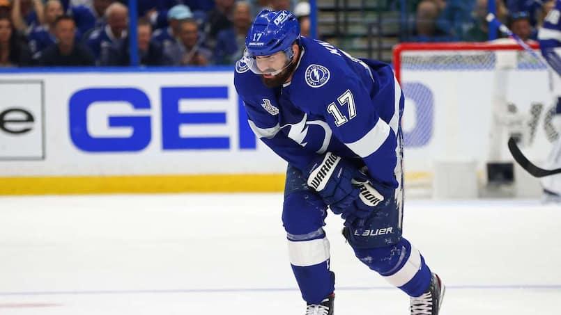 Lightning: Alex Killorn est un cas incertain