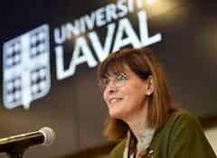 Université Laval: l'enseignement hybride est là pour rester