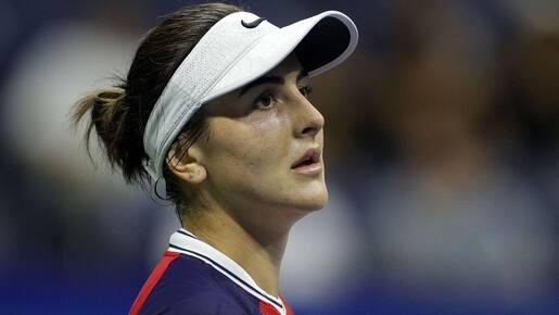 Bianca Andreescu perd une guerre de tranchées