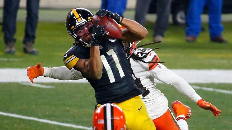 Chase Claypool souhaite du malheur aux Browns