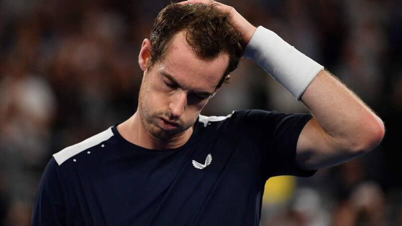 Andy Murray incertain pour l'Australie