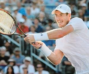 Andy Murray, vainqueur de la Coupe Rogers en 2015.
