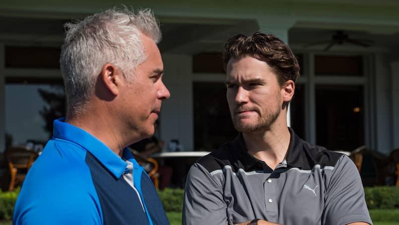 Un tournoi de golf du CH sans joueurs, entraîneurs et dirigeants