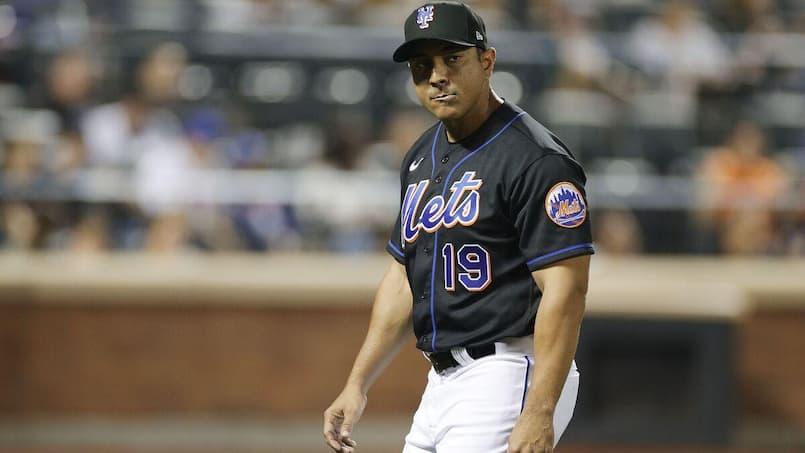Luis Rojas ne sera plus le gérant des Mets