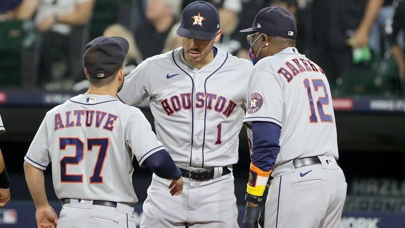Encore des accusations de tricherie contre les Astros