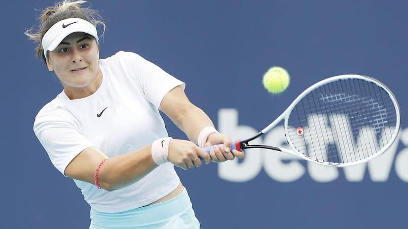 Bianca Andreescu se fait rassurante