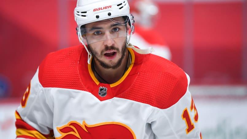 Flames vs Canadiens