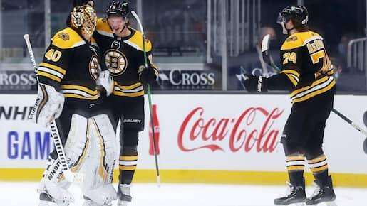 Les Bruins remportent un match complètement fou!