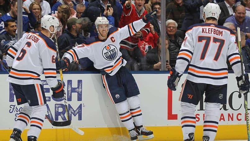 Connor McDavid pourrait rejoindre Wayne Gretzky à Montréal