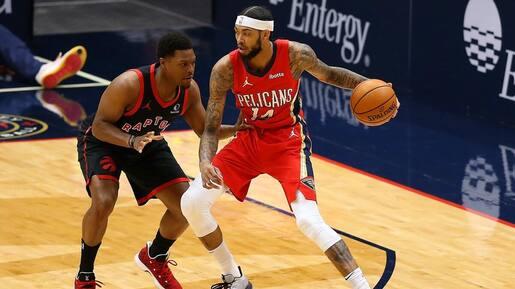 Les Pelicans refont le coup aux Raptors
