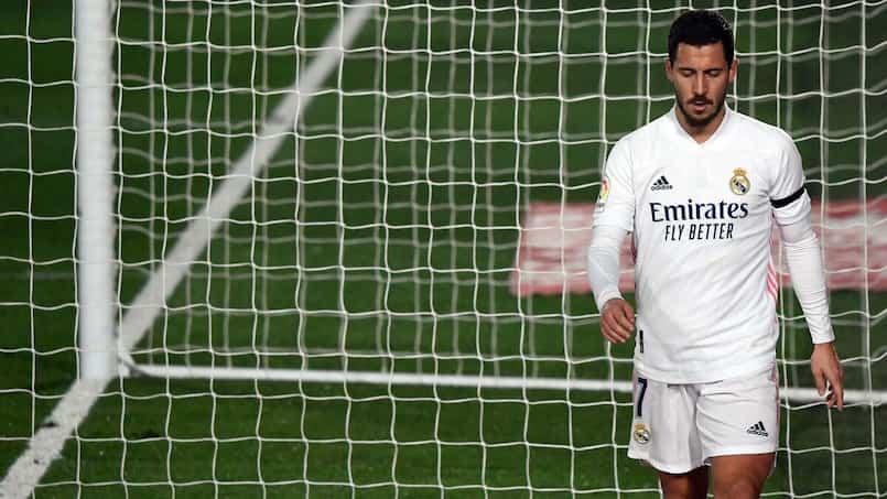 Eden Hazard «bientôt» de retour