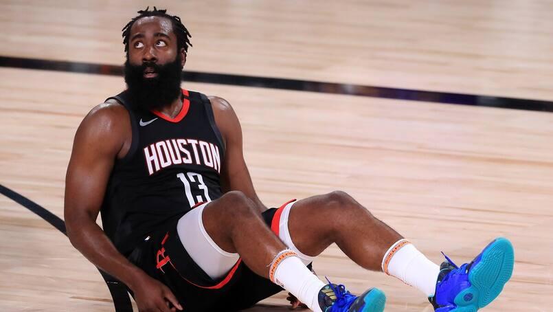 Harden jouera pour les Rockets... pour l'instant