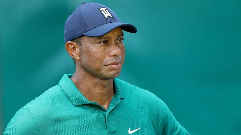 Tiger Woods hors de la course