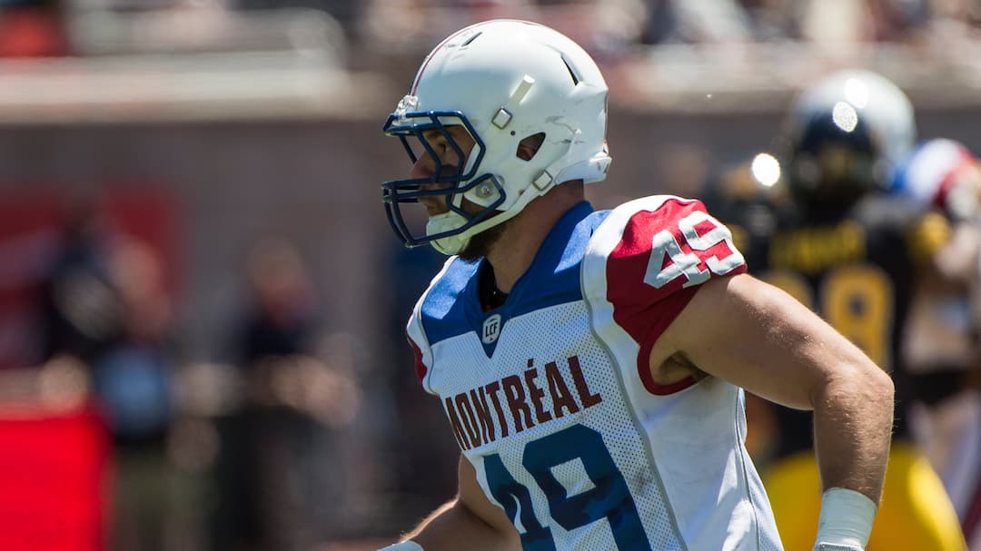 SPO-FOOTBALL-ALOUETTES-LCF