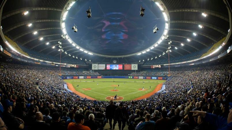MLB: les matchs entre les Blue Jays et les Yankees à Montréal sont annulés