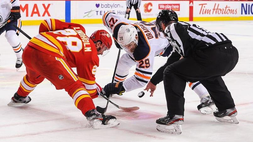 Les Oilers égalisent la série albertaine