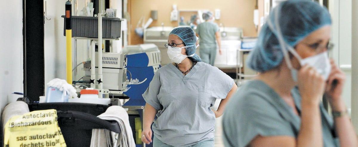 Les uniformes seront fournis aux infirmières