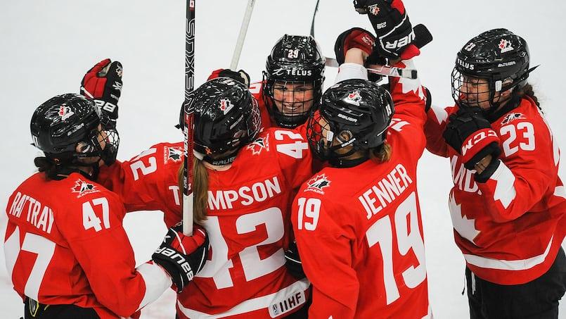 HKI-HKO-SPO-FINLAND-V-CANADA:-GROUP-A---2021-IIHF-WOMEN'S-WORLD-