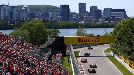 F1 : deux prises contre Montréal?