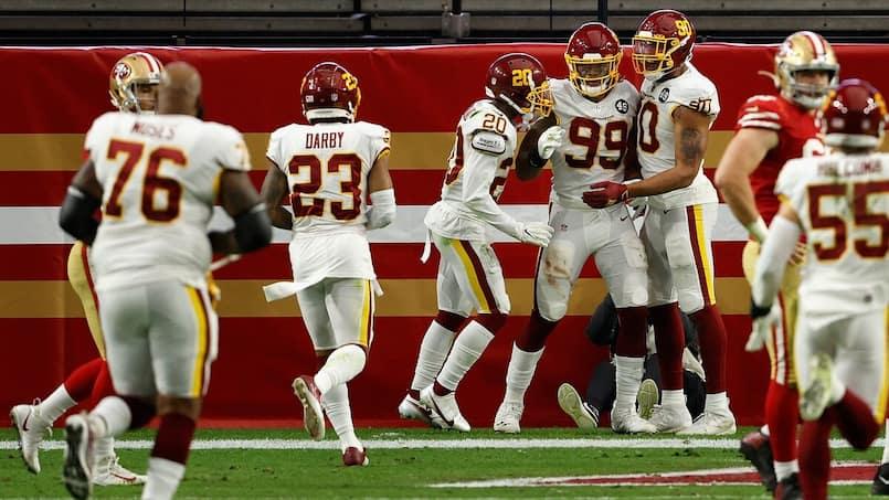 NFL: du progrès dans le nom d'une équipe à Washington