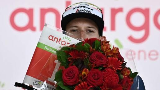 Tour de France: Mollema remporte l'ouverture des Pyrénées