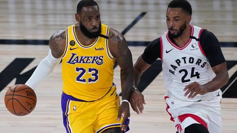 «Les Raptors ont l'ADN des champions» -L. James