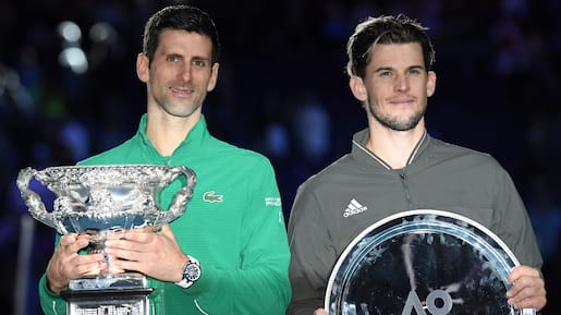 TENNIS-AUS-OPEN-PODIUM