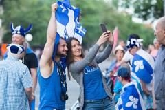 Un «défilé inversé» pour la Saint-Jean à Montréal
