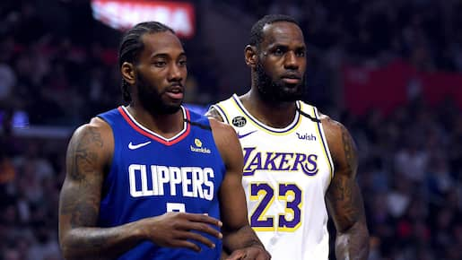 BKN-BKO-SPO-LOS-ANGELES-LAKERS-V-LOS-ANGELES-CLIPPERS
