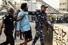 Nigeria: les manifestants arrêtés à Lagos libérés sous caution