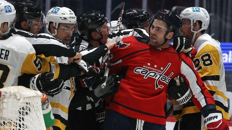Tom Wilson n'a pas l'intention de changer