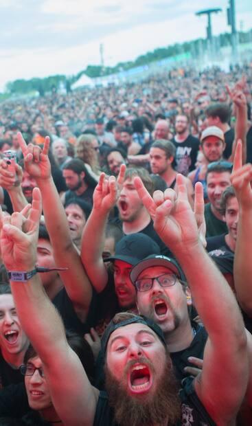 Image principale de l'article Heavy Montréal ne reviendra pas en 2020