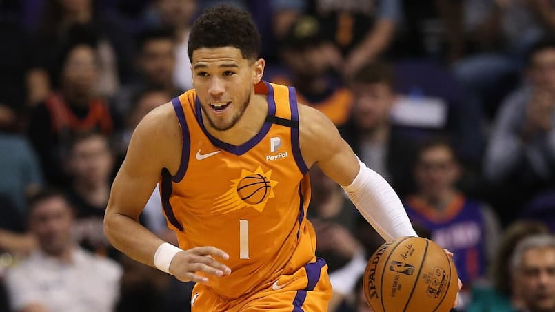 NBA: Devin Booker remporte le tournoi virtuel