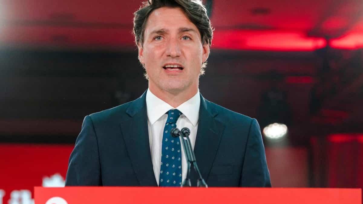 Point de presse de Trudeau mardi à Ottawa