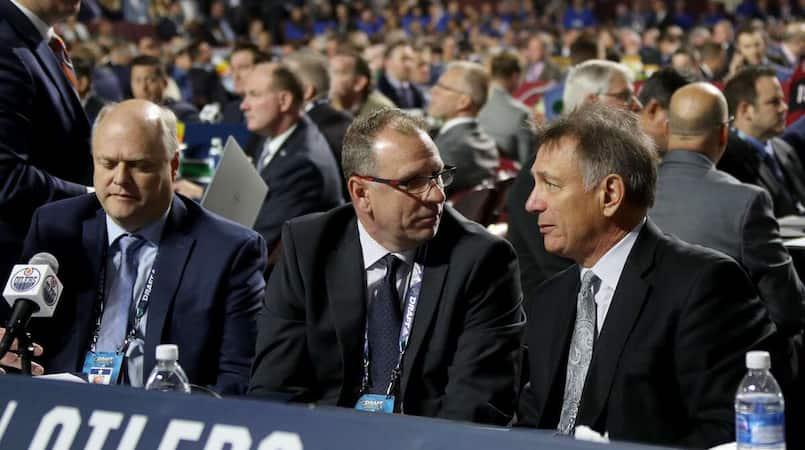Un dossier qui perturbe le DG des Oilers
